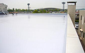 屋上塗装・防水